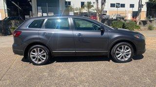 2013 Mazda CX-9 MY14 Classic (FWD) Black 6 Speed Auto Activematic Wagon.