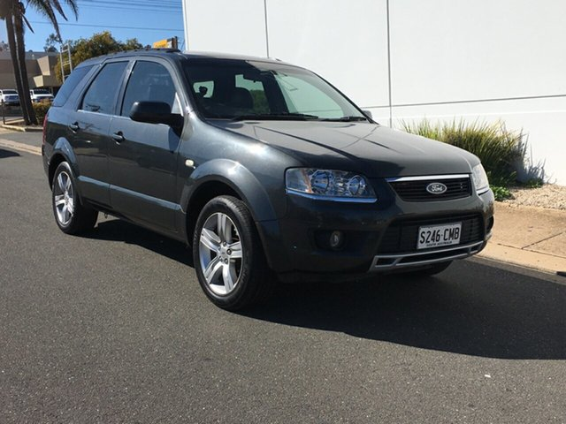 Used Ford Territory SY MkII TS RWD Limited Edition Blair Athol, 2009 Ford Territory SY MkII TS RWD Limited Edition 4 Speed Sports Automatic Wagon