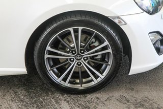 2015 Toyota 86 ZN6 MY15 GTS White Liquid 6 Speed Auto Sequential Coupe