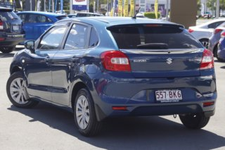 2017 Suzuki Baleno EW GL Blue 4 Speed Automatic Hatchback.
