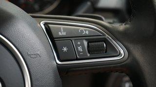 2016 Audi A1 8X MY17 Sportback S Tronic White 7 Speed Sports Automatic Dual Clutch Hatchback