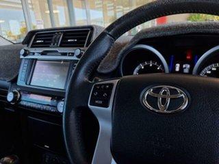 2013 Toyota Landcruiser Prado KDJ150R MY14 VX (4x4) Crystal Pearl 5 Speed Sequential Auto Wagon