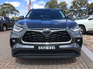 2021 Toyota Kluger Axuh78R Grande eFour Grey 6 Speed Constant Variable SUV Hybrid