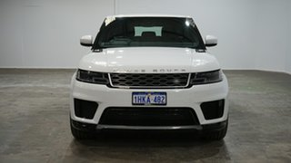 2018 Land Rover Range Rover Sport L494 18MY HSE White 8 Speed Sports Automatic Wagon