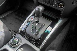 2015 Mitsubishi Triton MQ MY16 GLS Double Cab Black/Grey 5 Speed Sports Automatic Utility