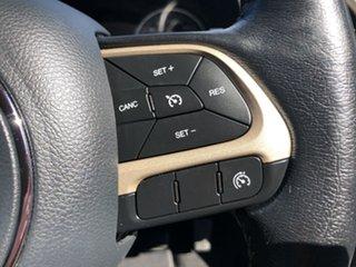 2016 Jeep Renegade BU Limited Black 6 Speed Auto Dual Clutch Wagon