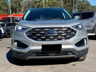 2018 Ford Endura CA 2019MY Titanium Silver 8 Speed Sports Automatic Wagon.