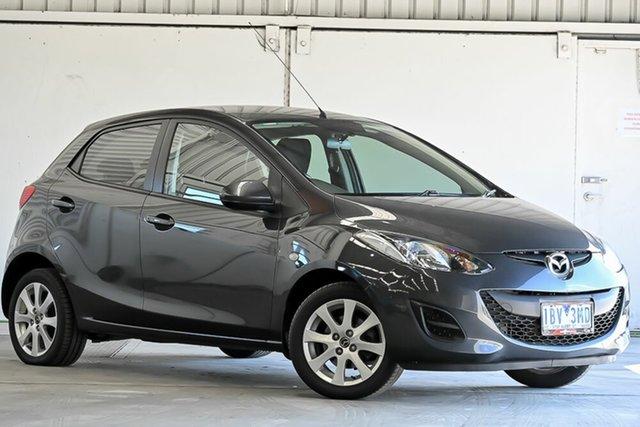 Used Mazda 2 DJ2HAA Neo SKYACTIV-Drive Laverton North, 2014 Mazda 2 DJ2HAA Neo SKYACTIV-Drive Grey 6 Speed Sports Automatic Hatchback