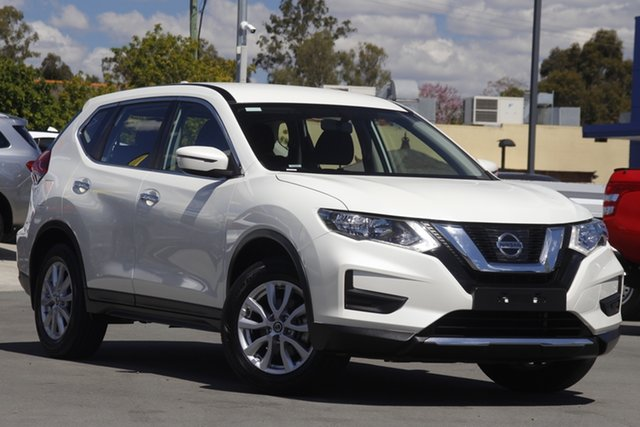 Used Nissan X-Trail T32 Series II ST X-tronic 4WD Aspley, 2019 Nissan X-Trail T32 Series II ST X-tronic 4WD White 7 Speed Constant Variable Wagon