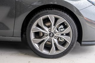 2021 Hyundai i30 PD.V4 MY21 N Line Iron Grey 6 Speed Manual Hatchback