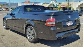 2011 Holden Ute VE II SV6 Thunder Black 6 Speed Sports Automatic Utility.