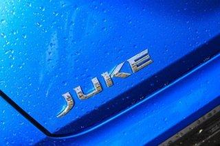 2021 Nissan Juke F16 ST DCT 2WD Vivid Blue 7 Speed Sports Automatic Dual Clutch Hatchback