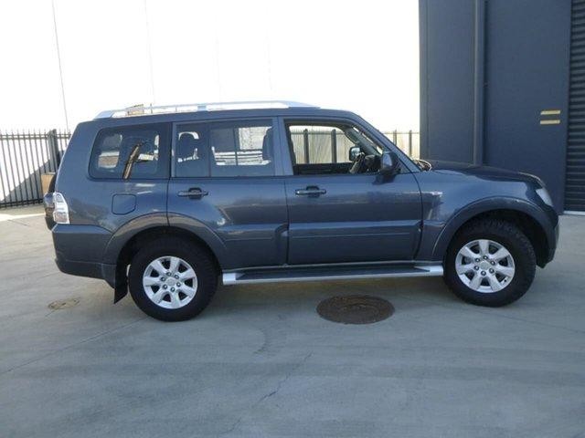 Used Mitsubishi Pajero NT GLS Beverley, 2009 Mitsubishi Pajero NT GLS Grey Sports Automatic Wagon