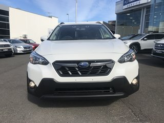 2021 Subaru XV G5X MY21 2.0i-L Lineartronic AWD Crystal White 7 Speed Constant Variable Wagon.