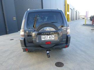 2009 Mitsubishi Pajero NT GLS Grey Sports Automatic Wagon