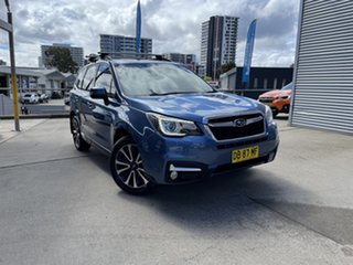 2016 Subaru Forester MY16 2.5I-S Blue Continuous Variable Wagon.