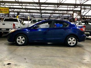 2010 Mazda 3 BL10F1 Maxx Activematic Sport Blue 5 Speed Sports Automatic Sedan