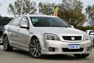 2016 Holden Caprice WN II MY16 V Silver 6 Speed Sports Automatic Sedan.