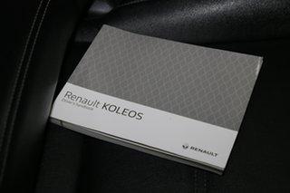 2016 Renault Koleos HZG Zen X-tronic Silver 1 Speed Constant Variable Wagon