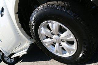 2015 Mitsubishi Triton MN MY15 GLX Double Cab White 5 Speed Manual Utility
