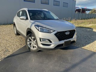 2019 Hyundai Tucson TL3 TUCSON WG ACTIVE X 2.0P AUTO Silver 6 Speed Automatic.