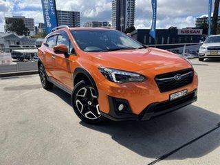 2017 Subaru XV MY17 2.0I-S Orange Automatic Wagon.