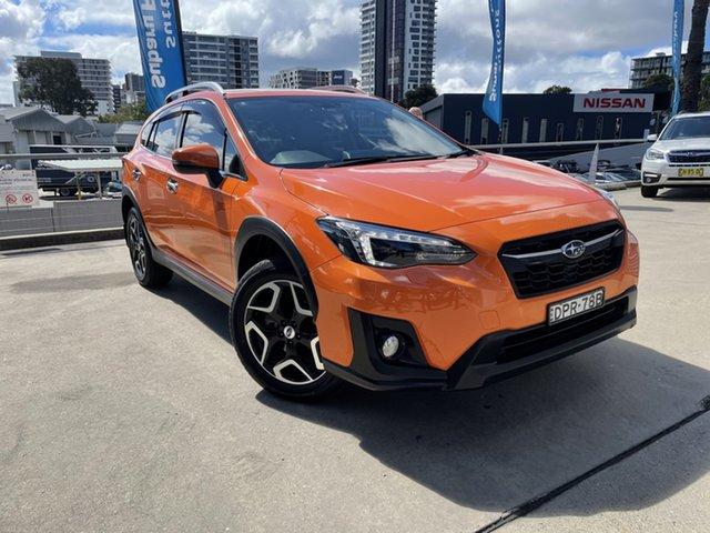 Used Subaru XV MY17 2.0I-S Rosebery, 2017 Subaru XV MY17 2.0I-S Orange Automatic Wagon