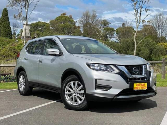 Used Nissan X-Trail T32 Series II ST X-tronic 4WD Strathalbyn, 2018 Nissan X-Trail T32 Series II ST X-tronic 4WD Silver 7 Speed Constant Variable Wagon