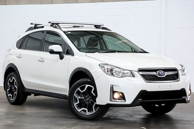 Used Subaru XV G4X MY17 2.0i-S Lineartronic AWD Erina, 2017 Subaru XV G4X MY17 2.0i-S Lineartronic AWD White 6 Speed Constant Variable Wagon
