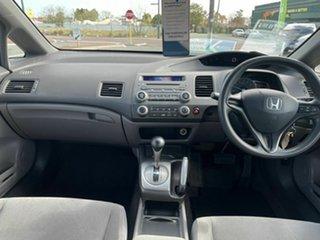 2006 Honda Civic 40 VTi Black 5 Speed Automatic Sedan