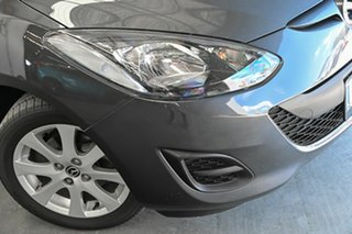 2014 Mazda 2 DJ2HAA Neo SKYACTIV-Drive Grey 6 Speed Sports Automatic Hatchback.