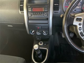 2012 Nissan X-Trail T31 MY11 TS (4x4) Grey 6 Speed Manual Wagon