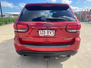 2017 Jeep Grand Cherokee WK MY17 Trailhawk Red/291217 8 Speed Sports Automatic Wagon