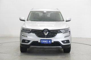 2016 Renault Koleos HZG Zen X-tronic Silver 1 Speed Constant Variable Wagon.