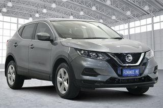 2019 Nissan Qashqai J11 Series 2 ST X-tronic Grey 1 Speed Constant Variable Wagon.