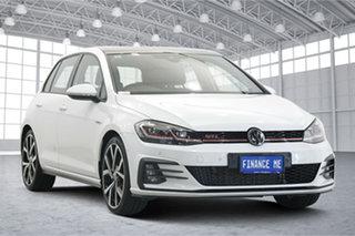 2019 Volkswagen Golf 7.5 MY19.5 GTI DSG Pure White 7 Speed Sports Automatic Dual Clutch Hatchback.