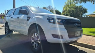 2016 Ford Ranger PX MkII MY17 XL 2.2 Hi-Rider (4x2) 6 Speed Automatic Crew Cab Pickup.