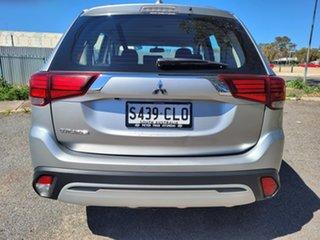 2018 Mitsubishi Outlander ZL MY18.5 ES 2WD Silver 6 Speed Constant Variable Wagon