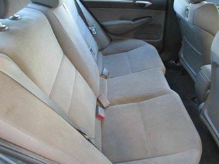 2006 Honda Civic 8th Gen MY07 VTi-L Silver 5 Speed Manual Sedan