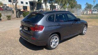 2014 BMW X1 E84 MY14 xDrive 20D Grey 6 Speed Manual Wagon.