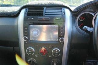 2012 Suzuki Grand Vitara JB MY09 Black 4 Speed Automatic Hardtop