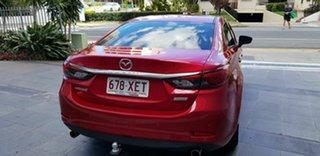 2017 Mazda 6 6C MY17 (gl) Touring Red 6 Speed Automatic Sedan