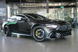 2019 Mercedes-Benz AMG GT X290 800MY 63 SPEEDSHIFT MCT 4MATIC+ s Grey 9 Speed Sports Automatic Coupe.