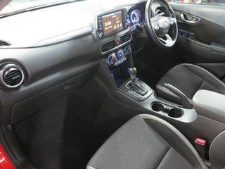 2019 Hyundai Kona OS.2 MY19 Active 2WD Orange 6 Speed Sports Automatic Wagon