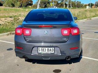 2013 Holden Malibu V300 MY13 CDX Grey 6 Speed Sports Automatic Sedan