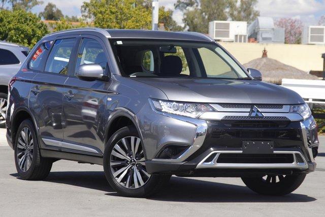 Used Mitsubishi Outlander ZL MY19 ES AWD Aspley, 2019 Mitsubishi Outlander ZL MY19 ES AWD Titanium 6 Speed Constant Variable Wagon
