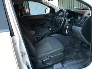 2015 Ford Ranger PX XL Hi-Rider White 6 Speed Manual Utility