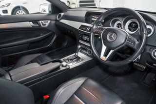 2014 Mercedes-Benz C-Class C204 MY14 C250 CDI 7G-Tronic Iridium Silver 7 Speed Sports Automatic.