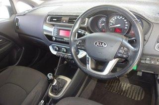 2014 Kia Rio UB MY15 S-Premium Grey 6 Speed Manual Hatchback