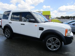 2006 Land Rover Discovery 3 SE White 6 Speed Sports Automatic Wagon